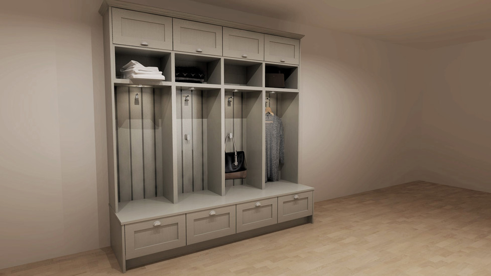 Boot Room - Cubic 2
