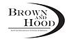 Brown and Hood Logo