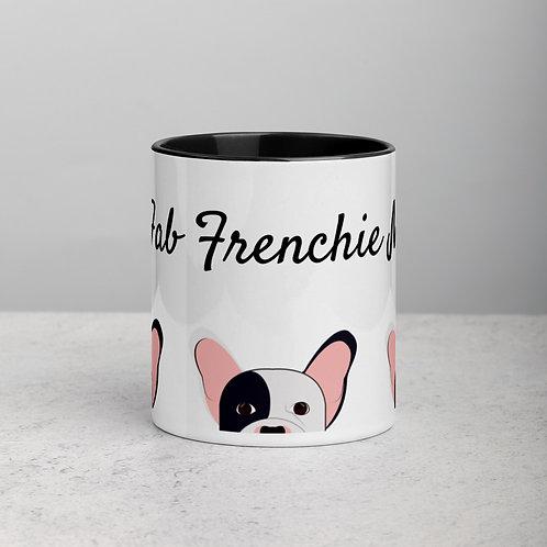 One Fab Frenchie Mama coffee mug