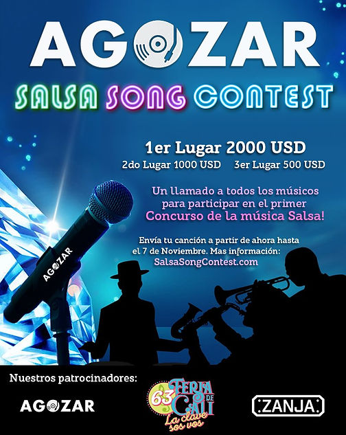 Agozar Salsa Song Contest