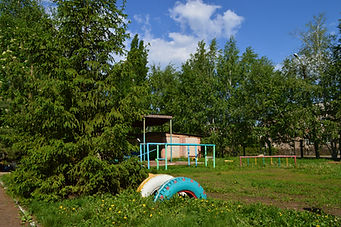 """Спортивная площадка МДОБУ """"Детский сад №20"""""""