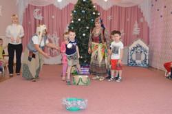 Рождественские колядки 2015