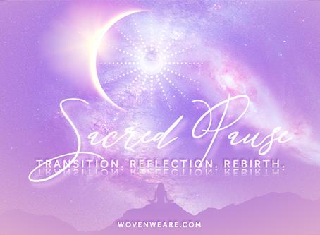 Sacred Pause
