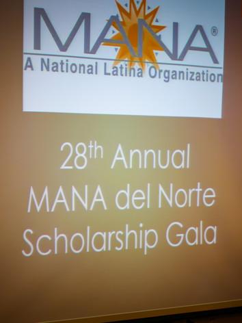 28th Annual MANA del Norte Scholarship Banquet