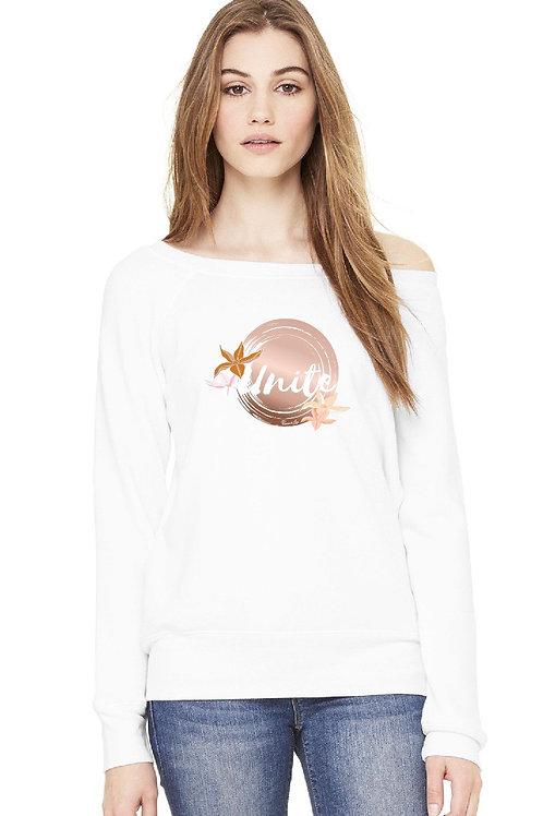 Unite Wide Neck Sweatshirt