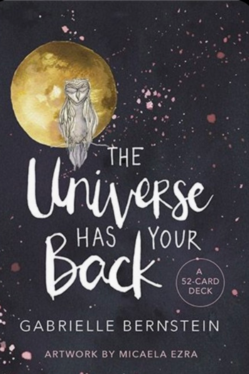 Gabrielle Bernstein The Universe Has Your Back 52 Card Deck