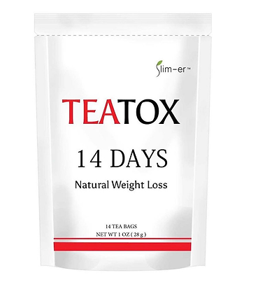 Teatox Detox Tea - 14 Day Supply