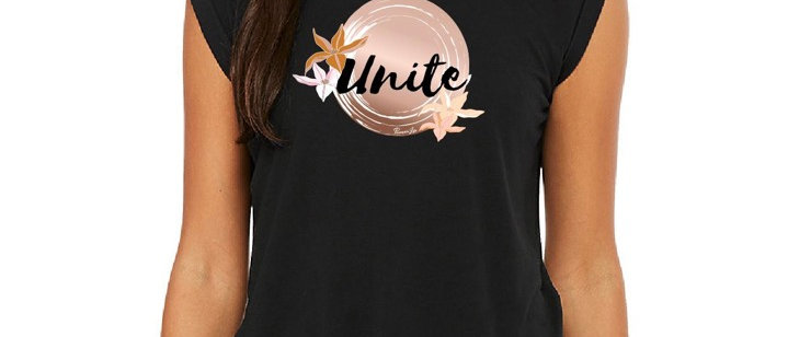 Unite Roll Sleeve Tee