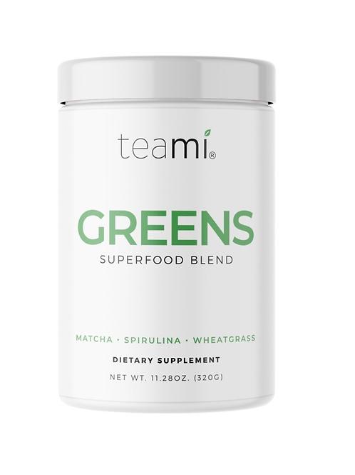 Teami Greens Superfood Blend Powder