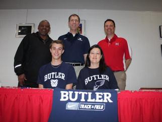 PICTFC Member Garrett Kern Signs With Butler University