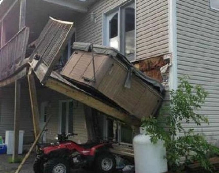 Taking a look at building code violations