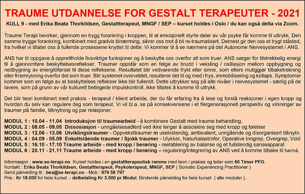 ANNONSE-201030-01-Gestalt-Psykoterapeute