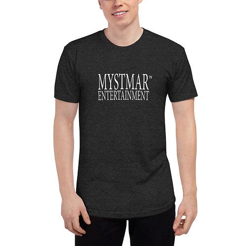MYSTMAR™ Entertainment -  Tri-Blend Track Shirt