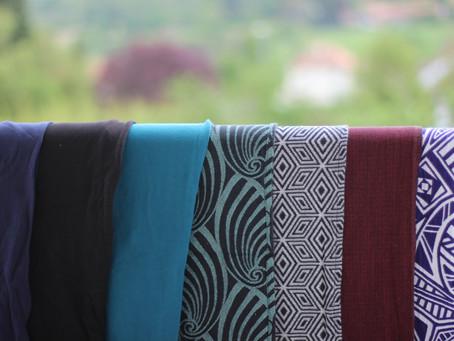 Comment choisir une écharpe de portage?