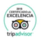 certificado excelencia trip advisor xelena
