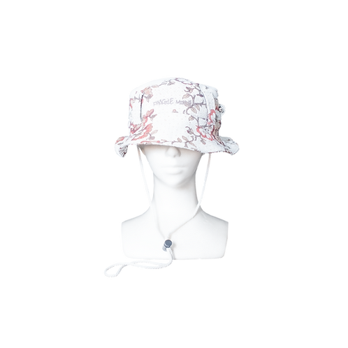 """FLORAL"" TACTICAL BUCKET HAT"