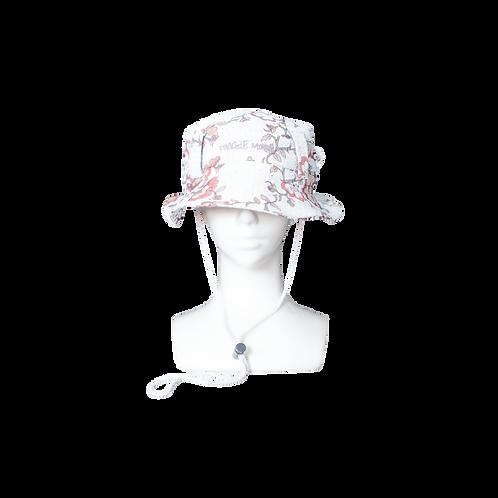 """FLORAL"" TACTICAL BUCKET HAT"