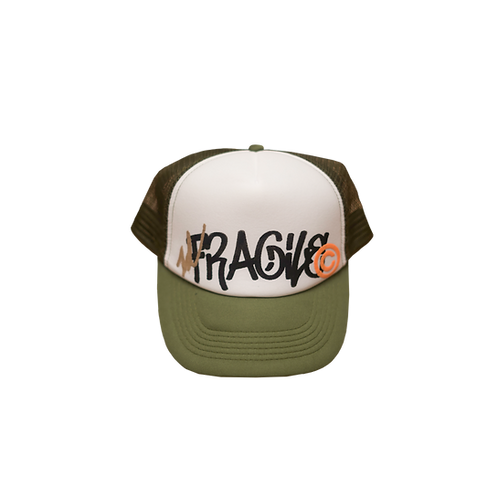 Signature Trucker Hat [Khaki]