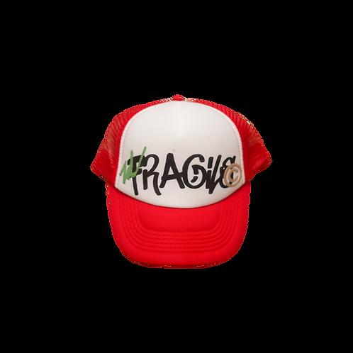 Signature Trucker Hat [Red]