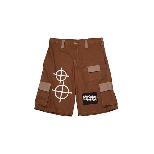 Tactical Cargo Shorts [Chocolate]