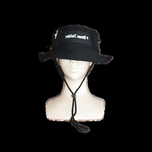 TACTICAL BUCKET HAT [BLACK] v2