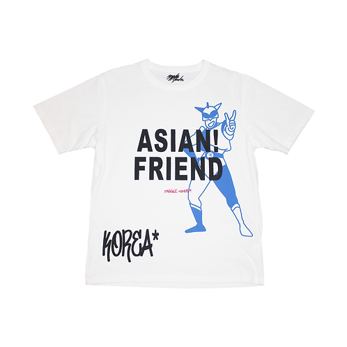 ASIAN FRIEND! TEE