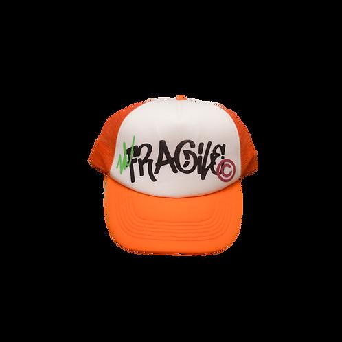 Signature Trucker Hat [Orange]