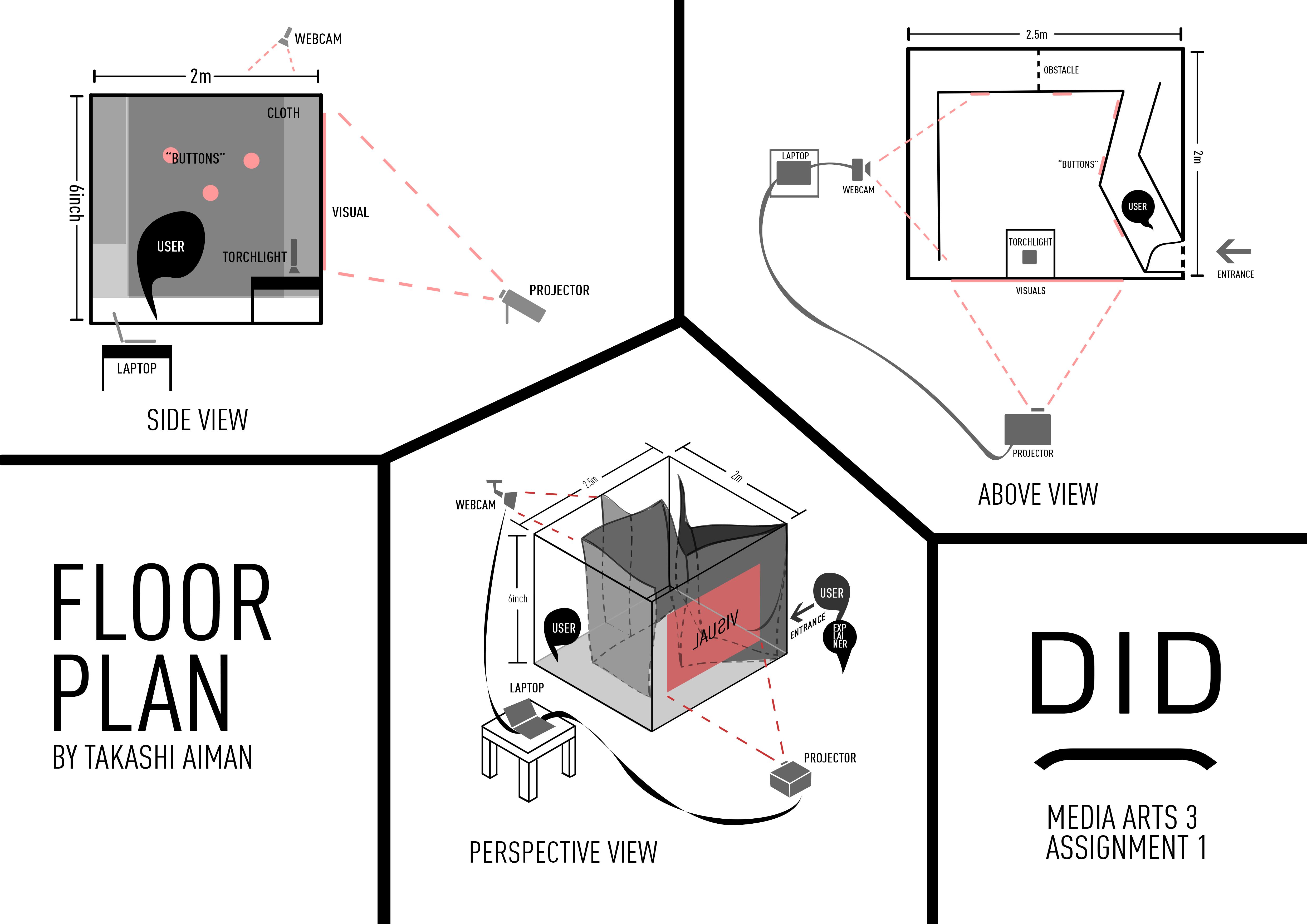 D.I.D. floor plan