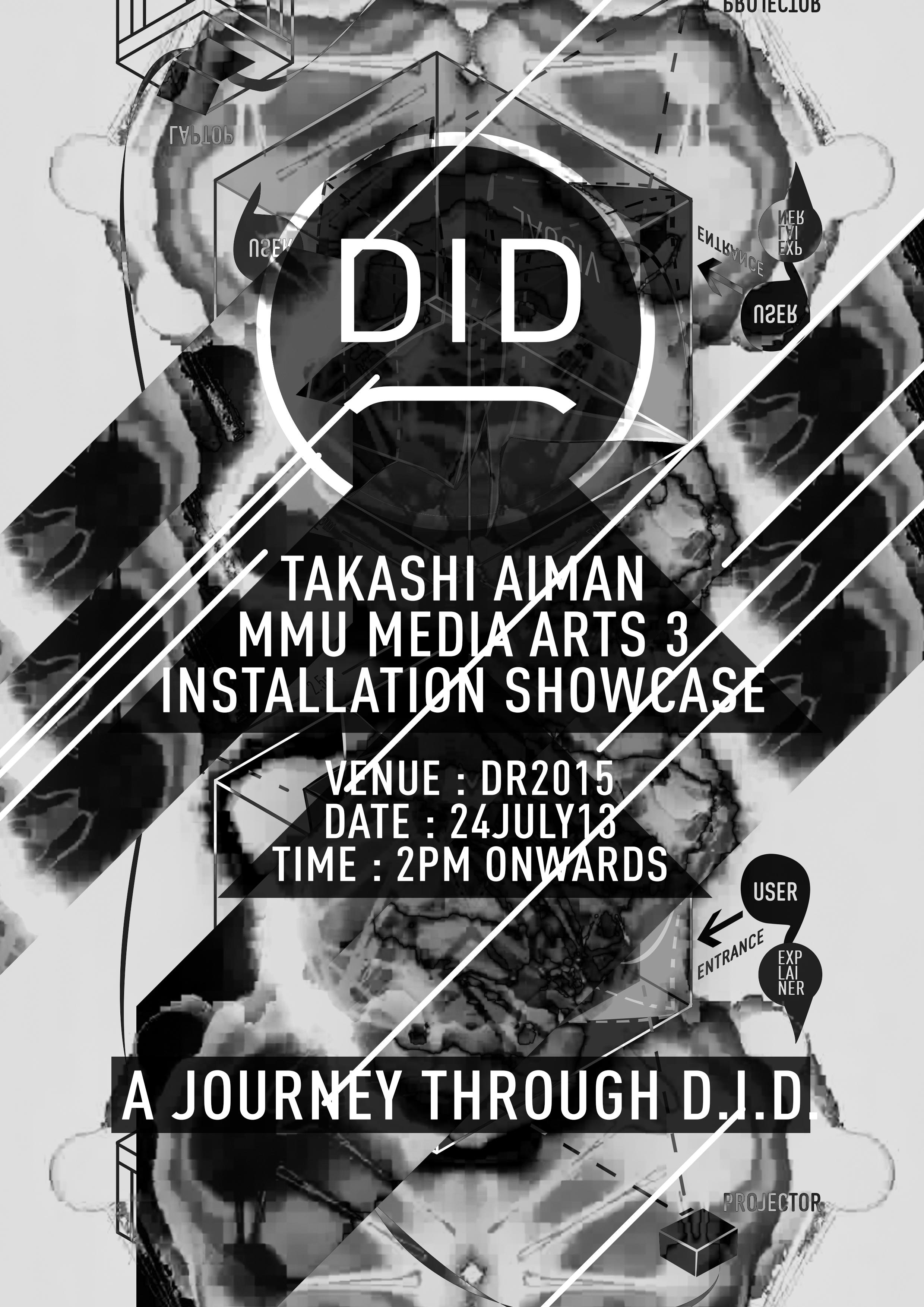 D.I.D. poster