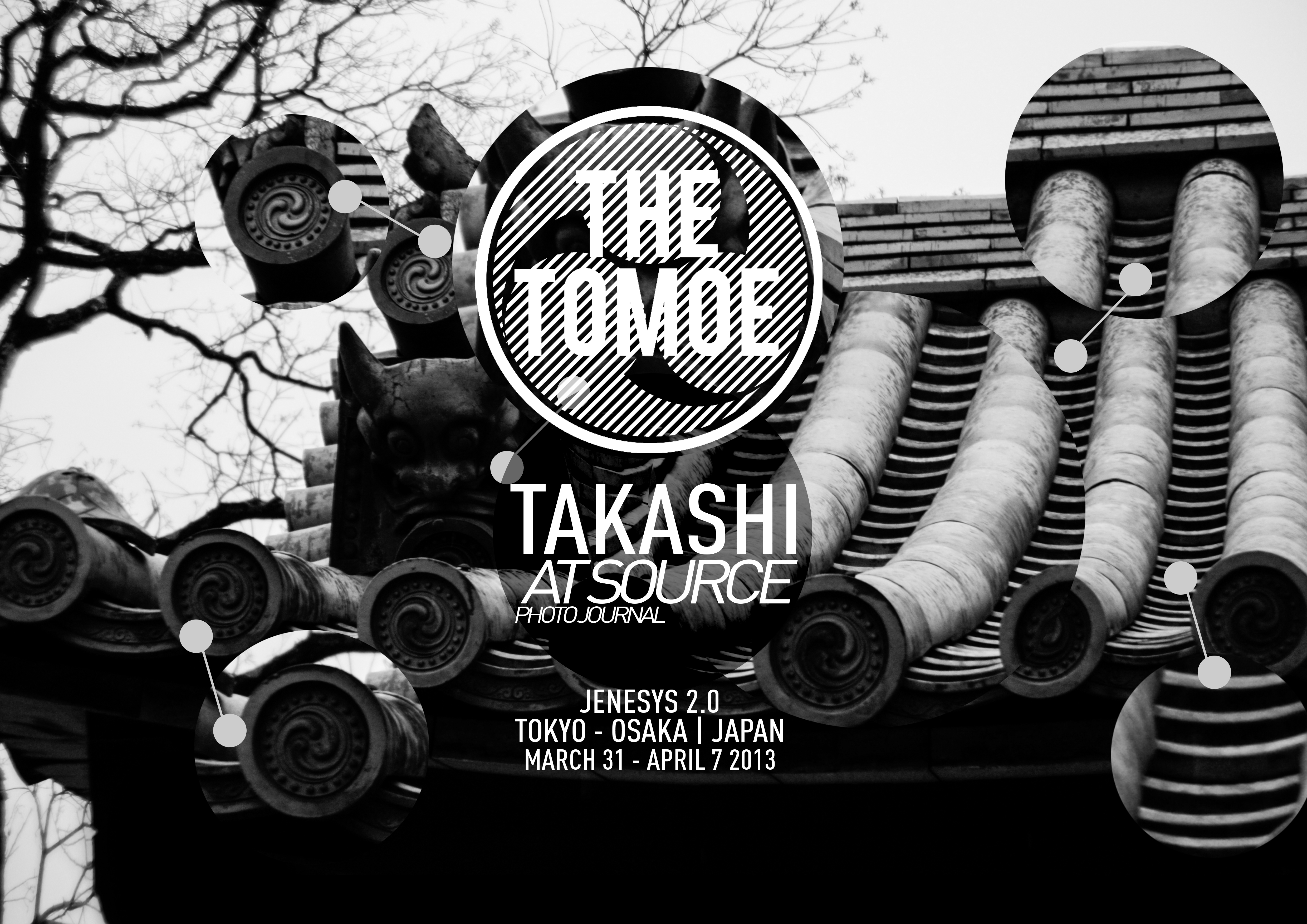 TAKASHI AT SOURCE poster