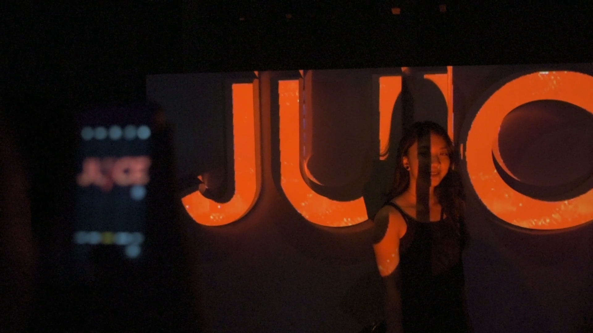JUICE Sculpture Projection Mapping
