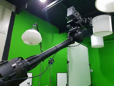 MCC 로봇 크로마 촬영