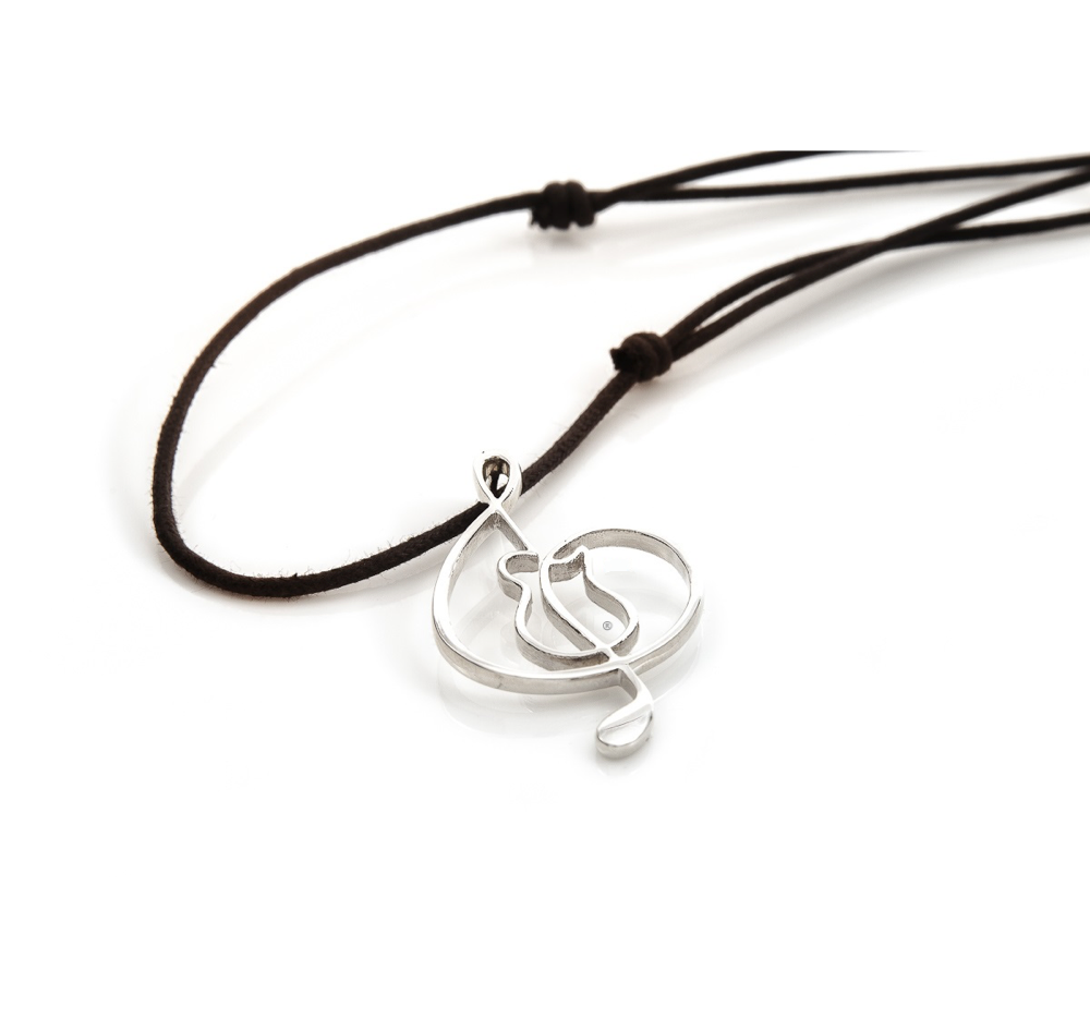 Lux Leather Necklace