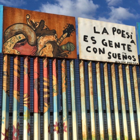 "The US-Mexico Border: ""Over My Dead Body"""