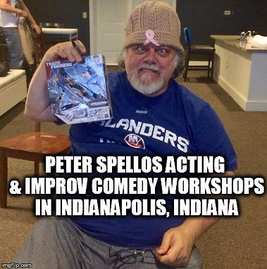 Peter Spellos Acting & Improv Comedy Workshops
