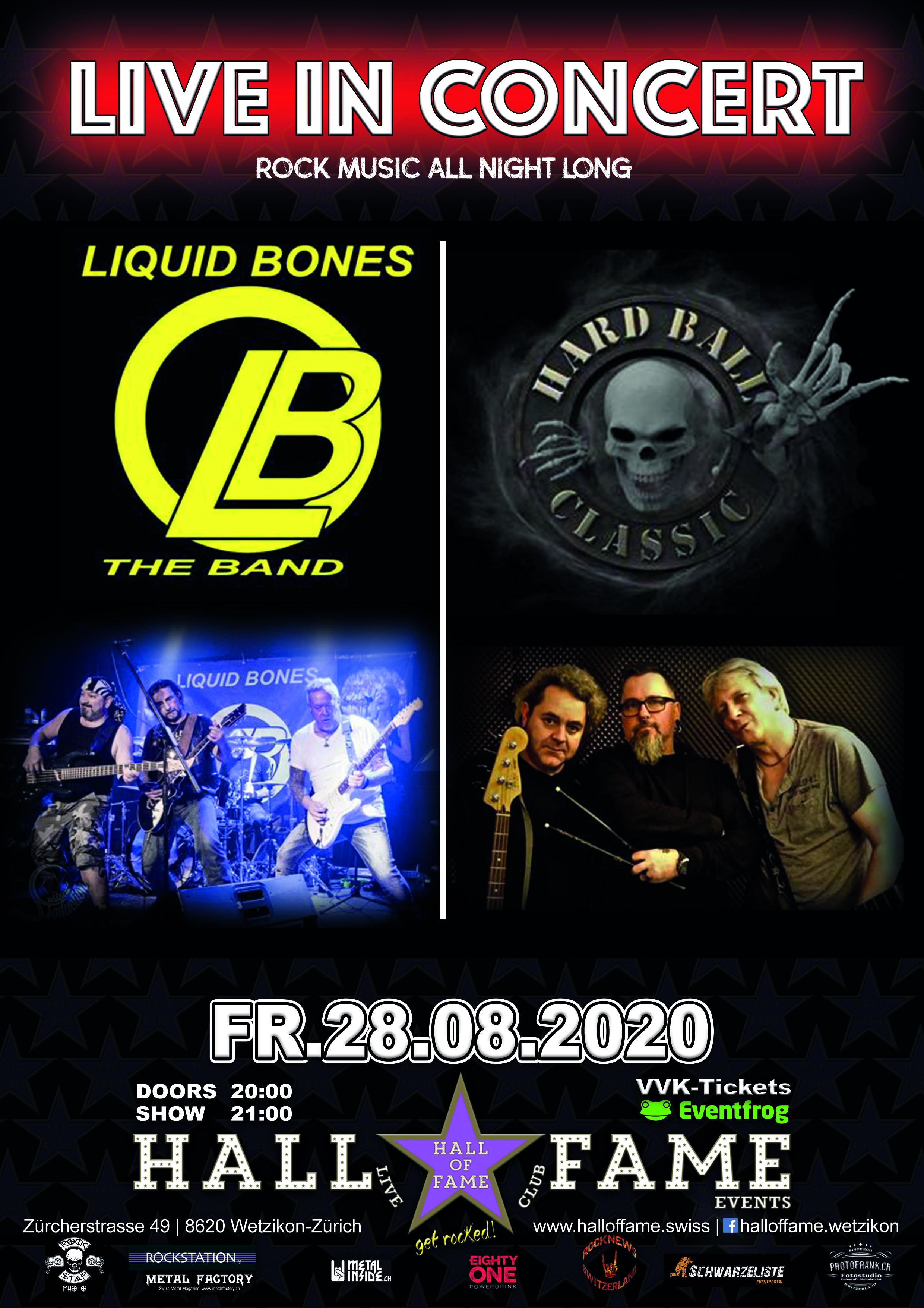 Poster Rocknight 20200828