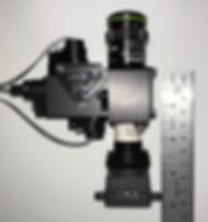 蛍光顕微鏡光学モジュール