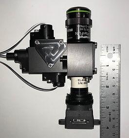 Lumascope蛍光顕微鏡ライブセルイメージャーの内部