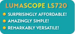 タイムラプス顕微鏡 - LS720
