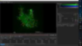 蛍光顕微鏡ソフトウェア Lumaquant Exocytosis-analysis-red