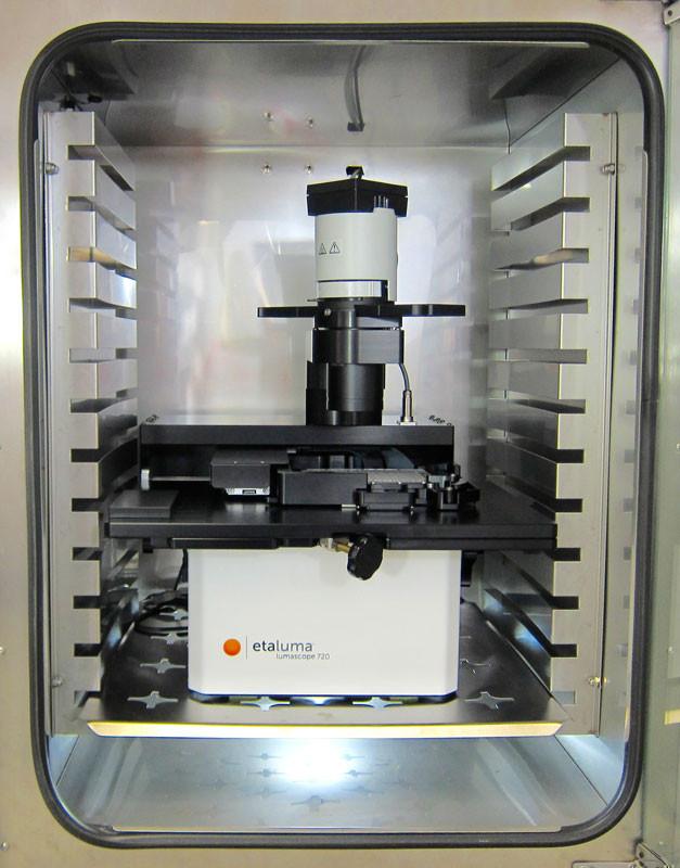 LS720自動顕微鏡