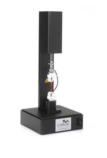 1軸引張・圧縮試験機