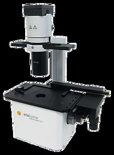 細胞観察蛍光顕微鏡LS620