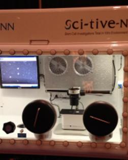 蛍光顕微鏡の構造