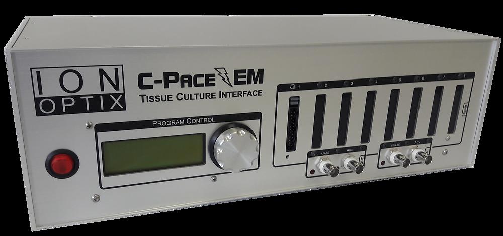 シーペースシステム(C-Pace EM)による細胞への長期間の電気刺激