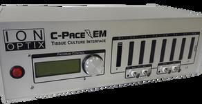 培養筋細胞への電気刺激による収縮にはC-Paceをお試し下さい!