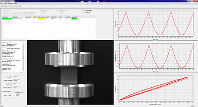 圧縮試験機 - UniVert - 圧縮試験ソフトウェア