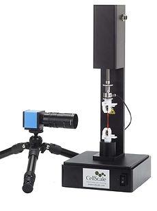 圧縮強度試験 - Univert - カメラ