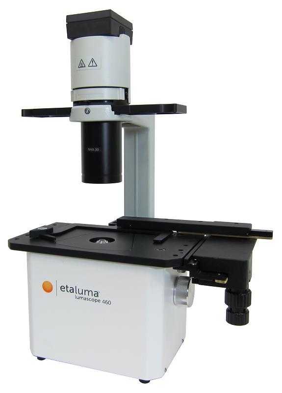 モノクロ明視野イメージング Lumasocpe 460(LS460)
