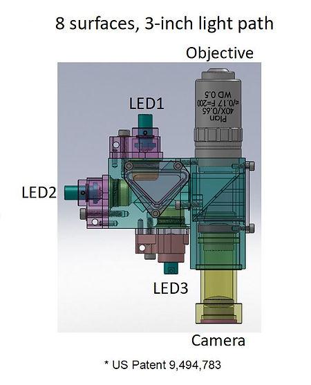 蛍光顕微鏡 オートフォーカス